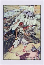 Robinson Crusoe: Our Ship Being Disabled… 1914
