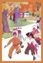 Halloween Boys 1931
