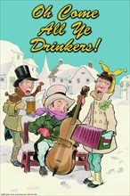 Oh Come All Ye Drinkers! 2006