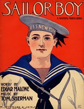 Sailor Boy - A Nautical March Song