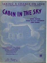 Taking a Chance on love from cabin in the Sky