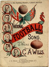 National Football Song-Dedicated to the Football Peers of Great Britain