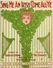 Sing Me an Irish Come all Ye