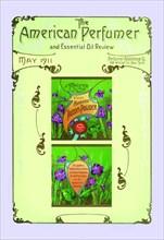 American Pefumer and Essential Oil Review: Recreo Violet Talcum Powder 1910