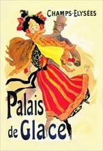 Champs-Elysees: Palais de Glace 1893