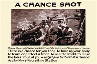 chance shot 1914