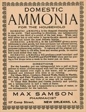 Domestic Ammonia