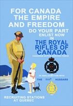 For Canada, the Empire, and Freedom 1941