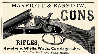 Marriott & Barstow Guns