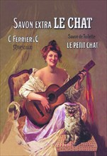 Savon Extra le Chat 1900