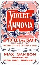 Violet Ammonia