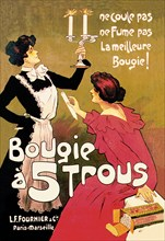 Bougie a 5 Trous (Candle with Five Holes)