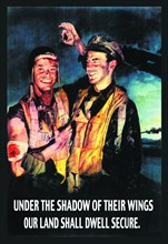 Under the Shadow of Their Wings 1944