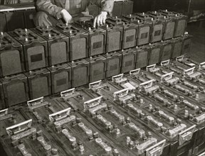 Electric Batteries 1941