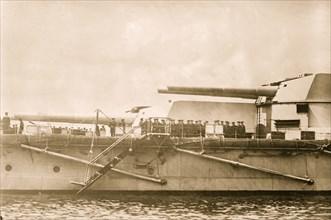Heavy gun batteries of the KAISER
