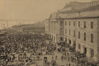 Champlain Market = Marché Champlain 1899