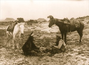 Life on the plains 1915