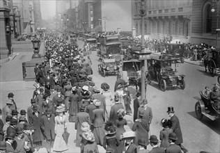 5th Avenue Traffic 1912