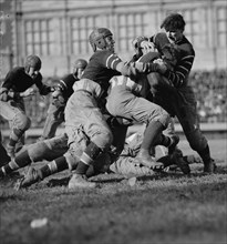 Football or a Wrestling Match 1923