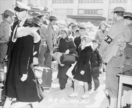 First Stop Manzanar 1942