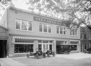 Auto Parts Garage 1920