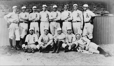 Philadelphia American League Base Ball Team 1902