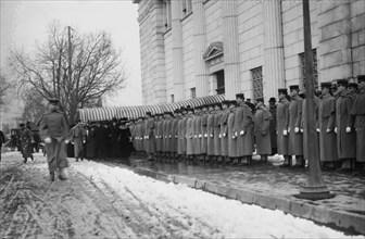 West Point Graduation 1911