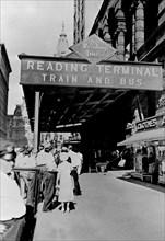 Reading Terminal Train and Bus, Philadelphia, PA