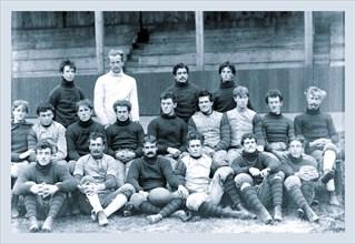 University of Pennsylvania Football Team, Philadelphia, PA