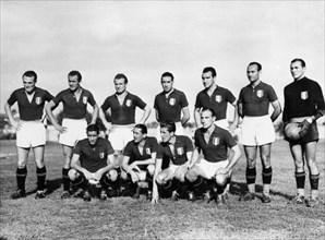 Torino Football Club 1949 victims of the plane crash