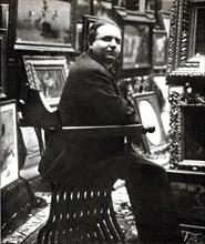 Alfredo Geri Vincenzo Peruggia Mona Lisa Leonardo da Vinci Louvre Museum paris France 1911 1913 La Gioconda