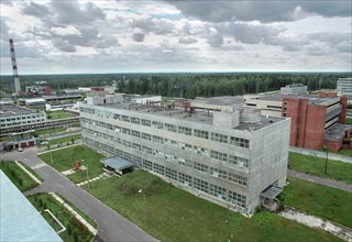 State research centre of applied microbiology in obolensk, moscow region, where a new generation of curative and prophylactic preparations to treat human and animal infectious diseases are being devel...