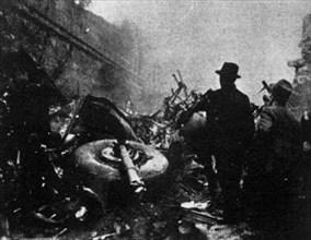 Torino Football Club 1949 Site of the plane crash