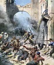 War in Spain 1936 1939 fierce fighting in Madrid