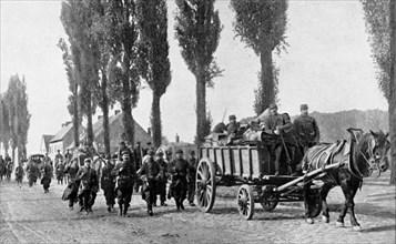 WWI World War One 1914 1918 France at war