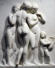 Bertel Thorvaldsen, Danish sculptor
