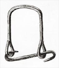 Eastern European handcuffs