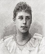 Princess Victoria Melita of Saxe-Coburg and Gotha and Edinburgh