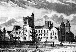 University of toronto, canada in 19th century