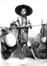 Baskets merchant from java