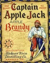 Captain Apple Jack Apple Brandy