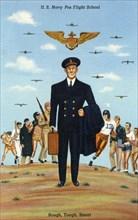 U.S. Navy Pre Flight School