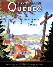 La Province de Quebec; New France in Canada