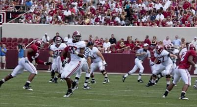 University of Alabama football game, Tuscaloosa, Alabama