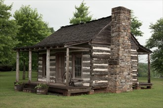 Log Cabin Stagecoach stop