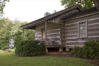 W.C. Handy birthplace