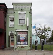 Row House Barber shop