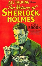 The Return of Sherlock Holmes (1929)
