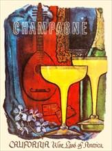 Champagne: California Wine Land of America