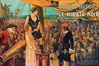 "Black Pirate ""Le Pirate Noir"""